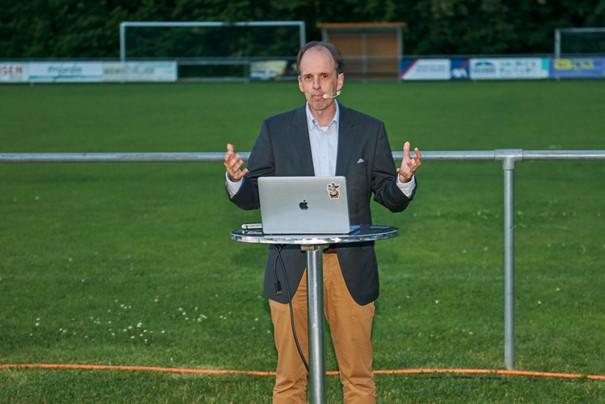 Patrick, CEO Mitipi, Quelle: Innovation et Action Courgevaux